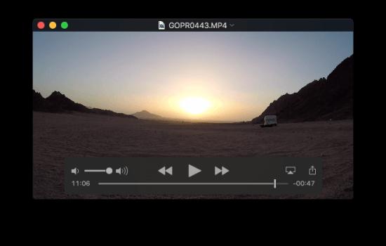 Как сохранить кадр из видео в MacOS